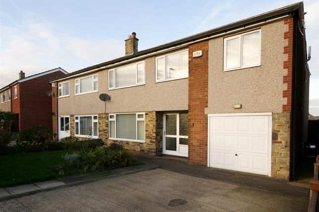 Thumbnail Semi-detached house for sale in Ashlea Avenue, Brighouse