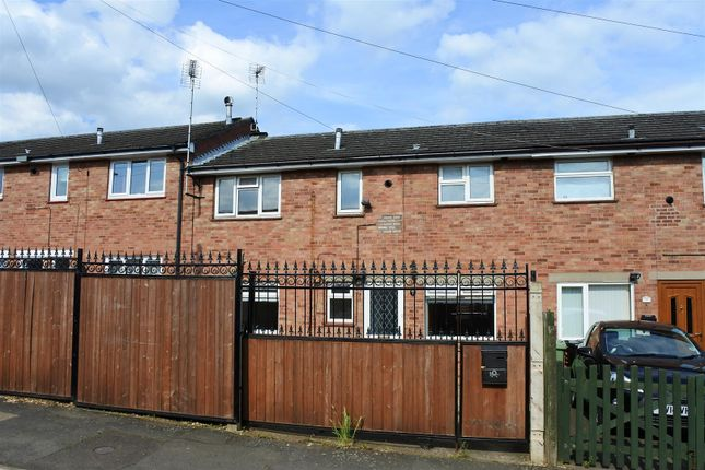 Thumbnail Terraced house for sale in Thames Road, Grantham