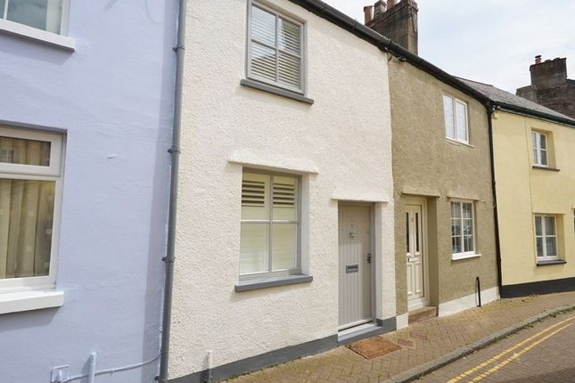 Terraced house for sale in Little Free Street, Brecon