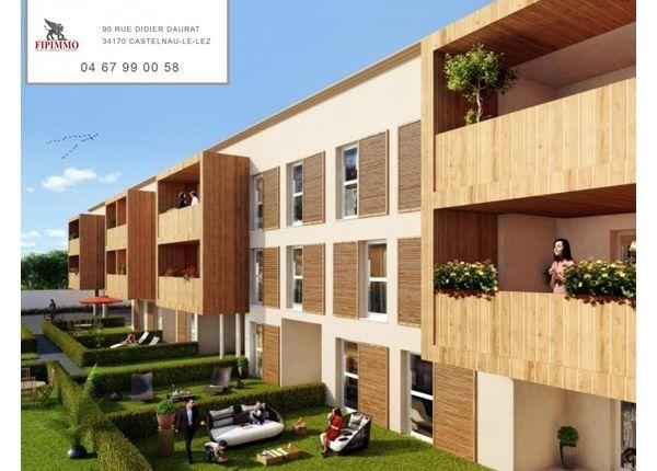 Thumbnail Apartment for sale in 34740, Vendargues, Fr