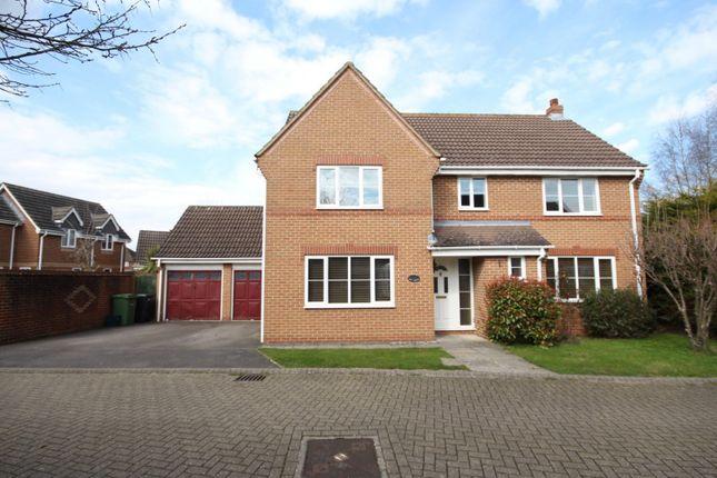 Thumbnail Detached house to rent in Willow Lane, Milton, Abingdon
