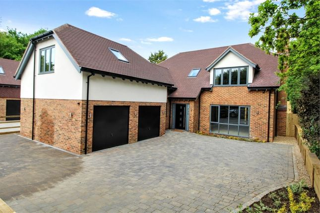 Thumbnail Detached house for sale in Tamworth Stubb, Walnut Tree, Milton Keynes, Buckinghamshire