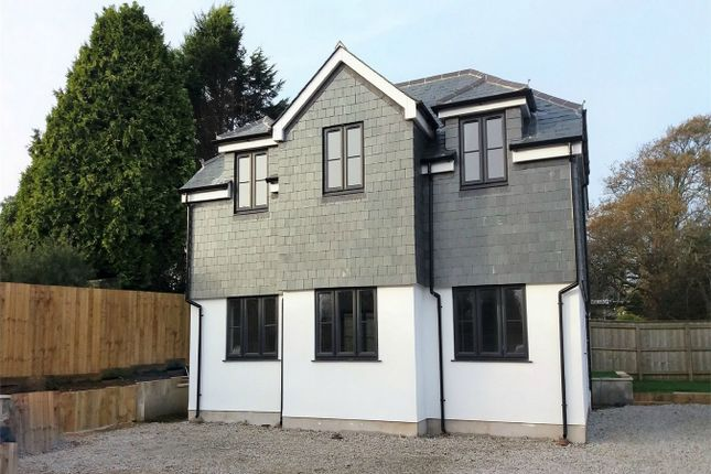 Detached house for sale in Mabe Burnthouse, Penryn, Cornwall