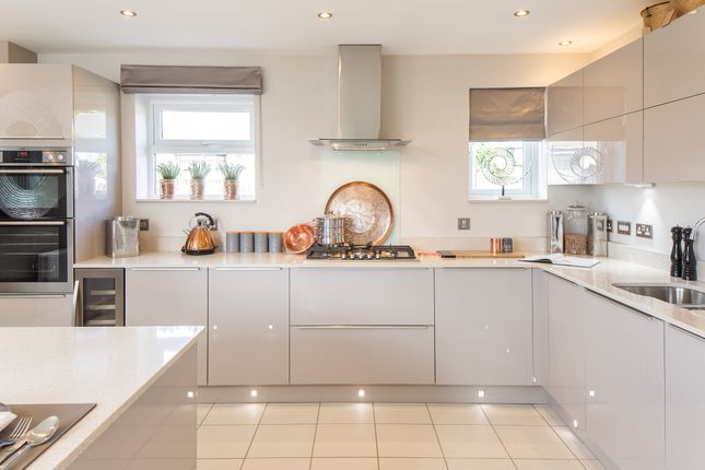 """Thumbnail Detached house for sale in """"Lincoln"""" at Pinn Lane, Pinhoe, Exeter"""