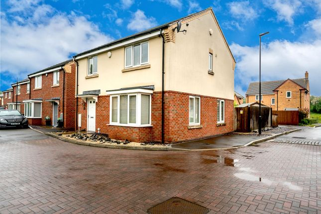 Thumbnail Detached house for sale in Griffins Crescent, Walsall