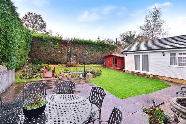 Garden of Felbridge, East Grinstead RH19