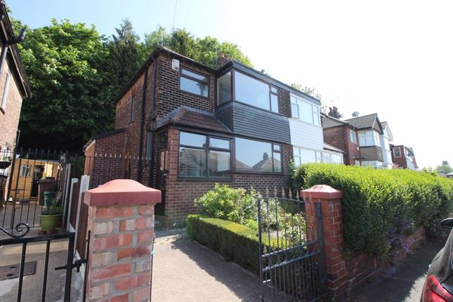 Thumbnail Semi-detached house to rent in Castlewood Road, Salford