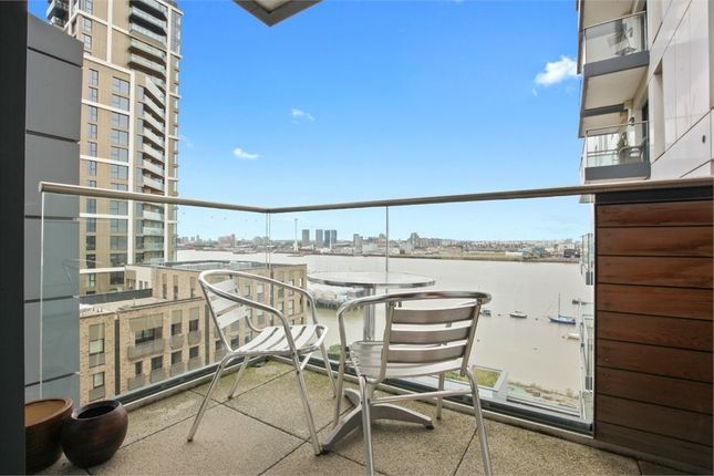 Thumbnail Flat for sale in 25 Barge Walk, Greenwich, London
