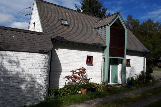 Thumbnail Barn conversion for sale in Cnwch Coch, Aberystwyth