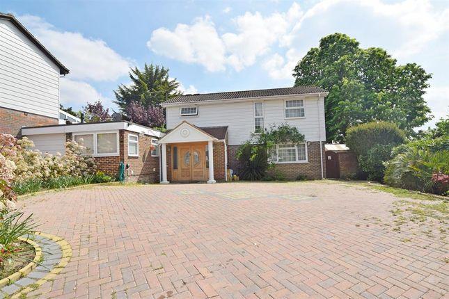 Thumbnail Detached house for sale in Parklands Way, Worcester Park