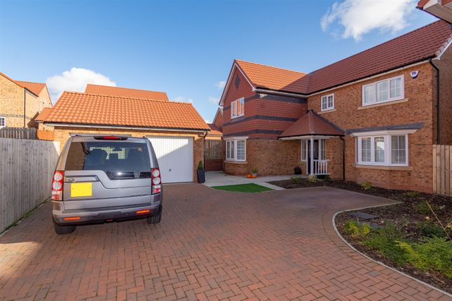 Thumbnail Detached house for sale in Redmire Drive, Consett