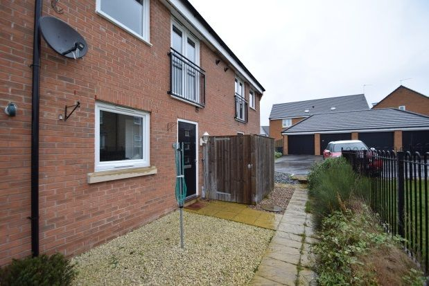 Thumbnail Terraced house to rent in Elizabeth Court, Pudsey