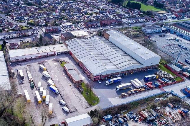 Thumbnail Light industrial for sale in Breightmet Fold Lane, Bolton