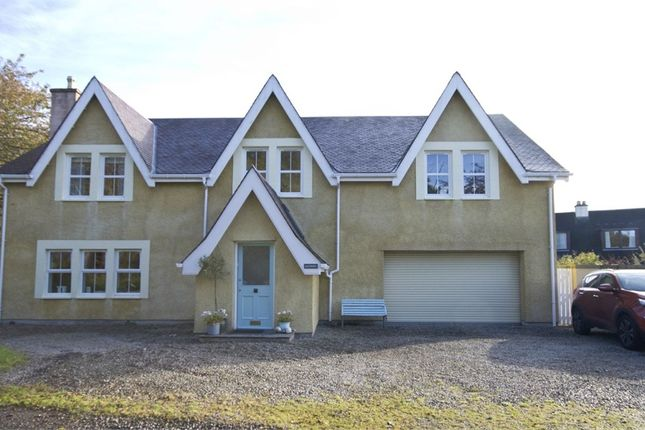 Thumbnail Detached house for sale in Kildary, Invergordon, Highland