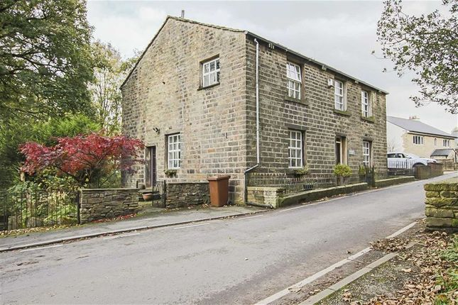 Thumbnail Detached house for sale in Cowpe Road, Cowpe, Rossendale