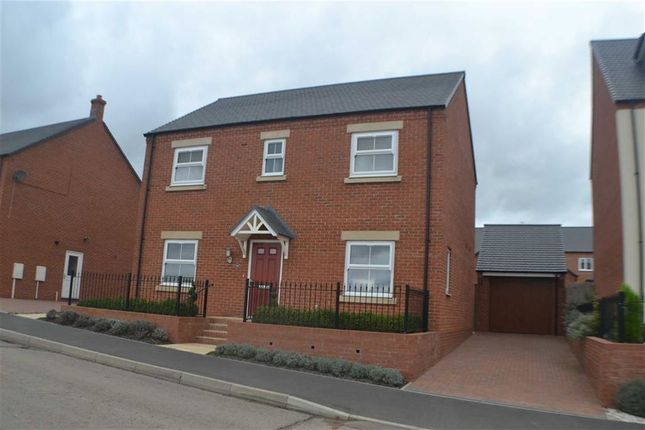 Thumbnail Detached house for sale in Bluebell Way, Tutbury, Burton-On-Trent