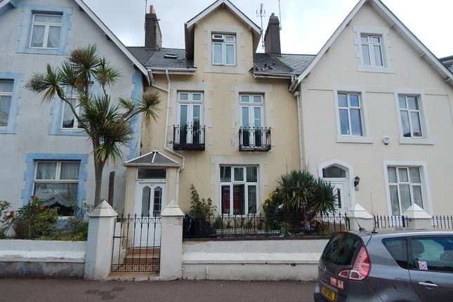 Thumbnail Flat for sale in Belgrave Road, Torquay