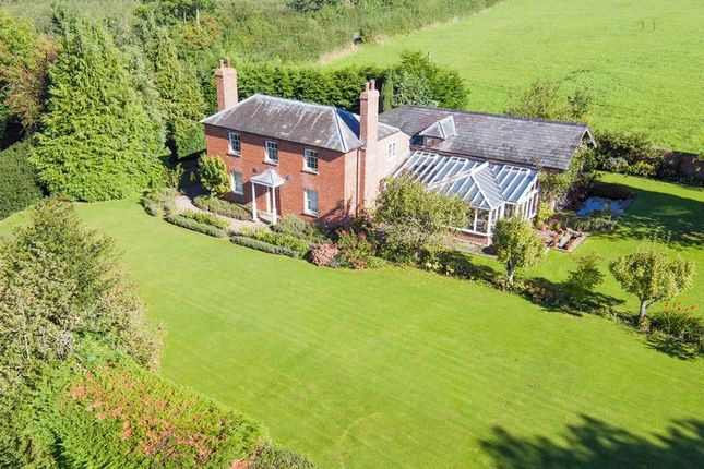 Thumbnail Detached house for sale in Sutton St. Nicholas, Hereford