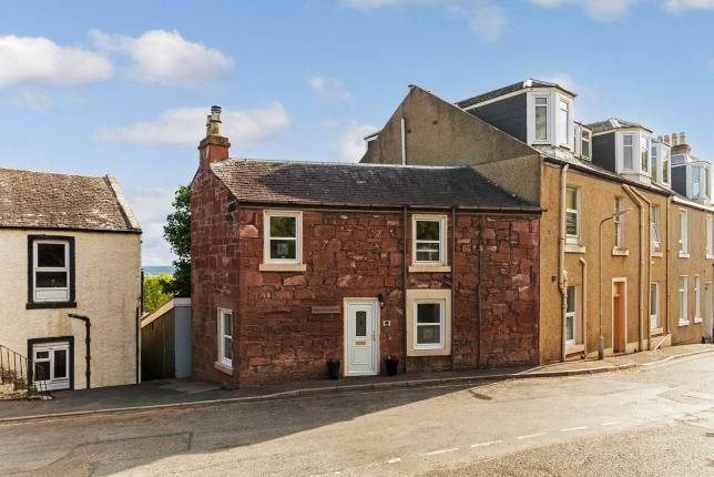 2 bed end terrace house for sale in George Street, Millport, Isle Of Cumbrae, North Ayrshire KA28