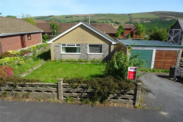 Thumbnail Bungalow for sale in Hazlemere Estate, Rhayader, Powys