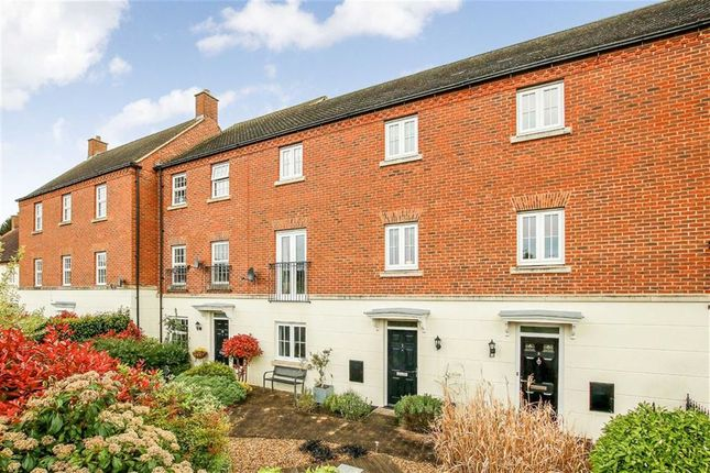 Thumbnail Terraced house for sale in Harlow Crescent, Oxley Park, Milton Keynes, Bucks