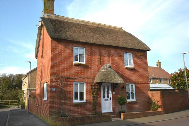 Thumbnail Detached house for sale in Foxglove Way, Bridport