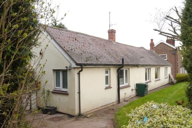 Thumbnail Detached bungalow for sale in Ross-On-Wye
