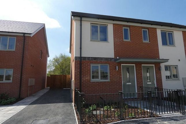 Thumbnail Terraced house to rent in Westbrooke Place, Lincoln