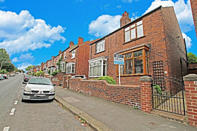 Thumbnail Semi-detached house for sale in Bradgate Lane, Kimberworth, Rotherham