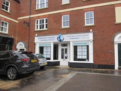 Thumbnail Office to let in 9 Challacombe Square, Poundbury, Dorset