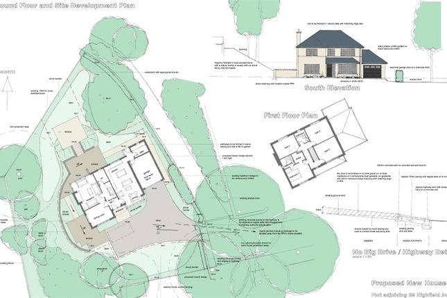 Thumbnail Land for sale in Highfield Avenue, Idle, Bradford