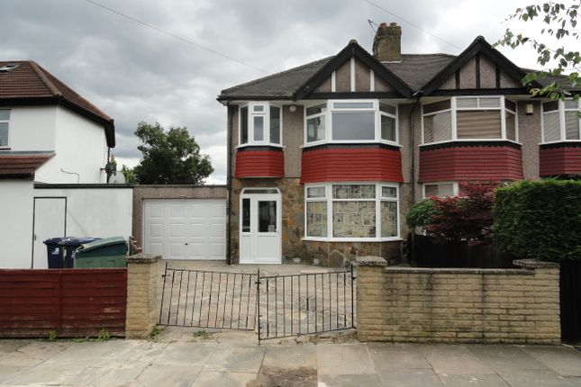 Thumbnail Semi-detached house for sale in Rectory Gardens, Northolt Village