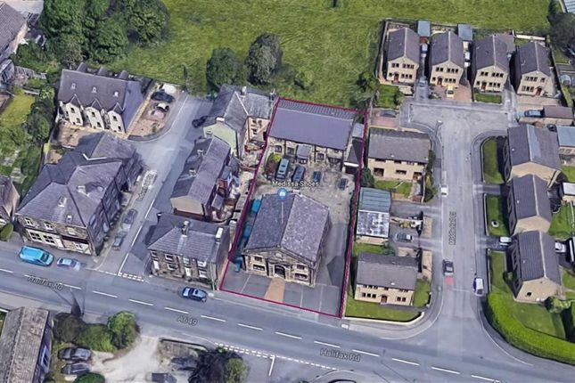 Thumbnail Land for sale in Halifax Road, Liversedge