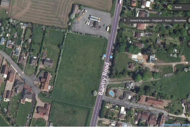 Thumbnail Land for sale in Bawtry Road, Blyth, Worksop