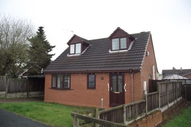 Thumbnail Bungalow to rent in Pear Tree Lane, Brownhills, Walsall