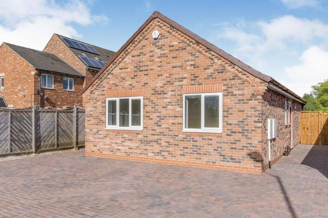 Thumbnail Bungalow for sale in Ashcroft Close, Edlington, Doncaster, South Yorkshire