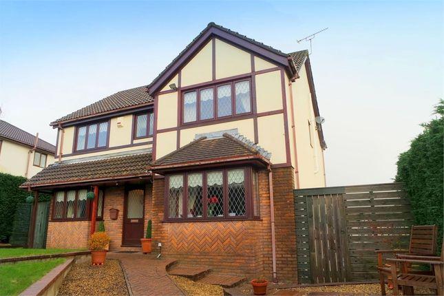 Thumbnail Detached house for sale in Llan Road, Llangynwyd, Maesteg, Mid Glamorgan