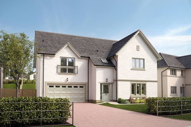 "Thumbnail Detached house for sale in ""The Beaton"" at Friars Way, Linlithgow"
