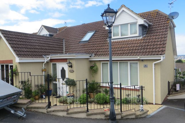 Thumbnail Detached bungalow for sale in Barrow Road, Hutton, Weston Super Mare