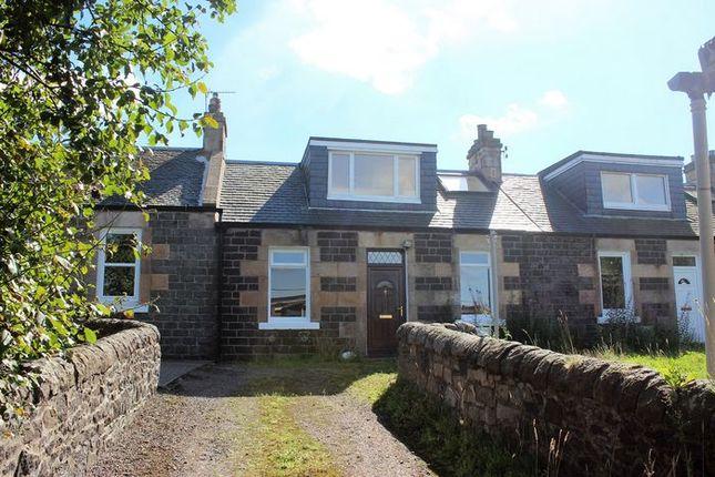 Thumbnail Terraced bungalow for sale in Bridge Street, Newbridge, Edinburgh