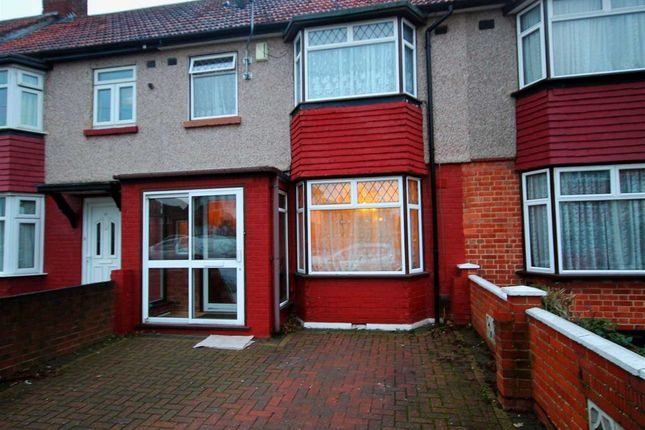 Thumbnail End terrace house to rent in Floriston Avenue, Uxbridge