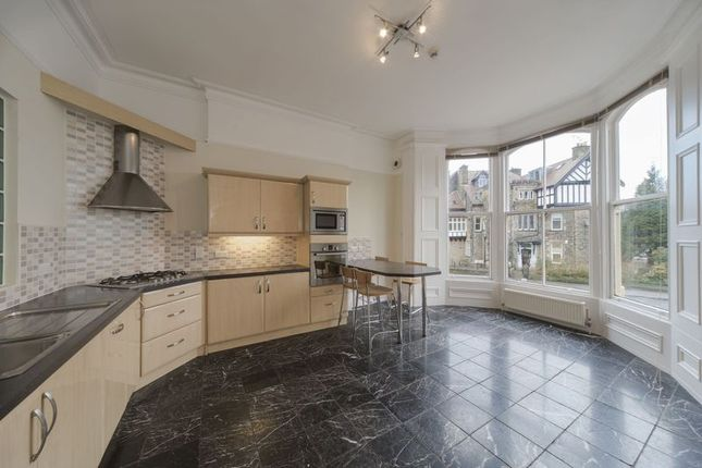 Thumbnail Flat to rent in Leeds Road, Harrogate