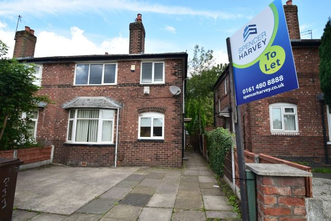 4 bed semi-detached house to rent in Fog Lane, Burnage, Manchester M19