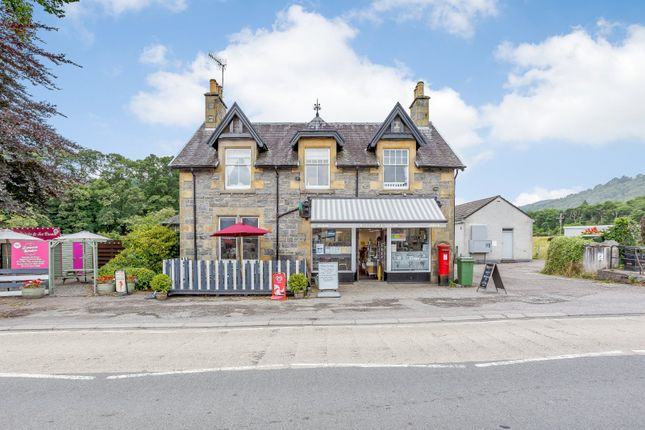 4 bed detached house for sale in Drumnadrochit Post Office & Store, Drumnadrochit, Inverness IV63