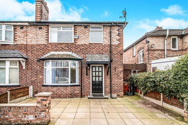 Thumbnail Semi-detached house for sale in Briarfield Road, Withington, Manchester