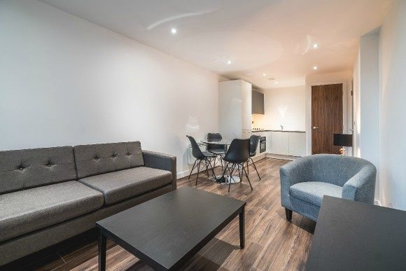 1 bed flat to rent in Ridley House, 1 Ridley Street, Birmingham