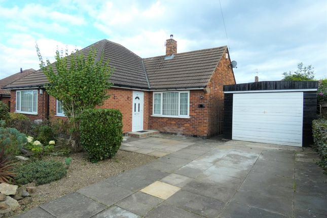 Thumbnail Detached bungalow for sale in Sunnyfield Close, Off Davenport Road, Goodwood
