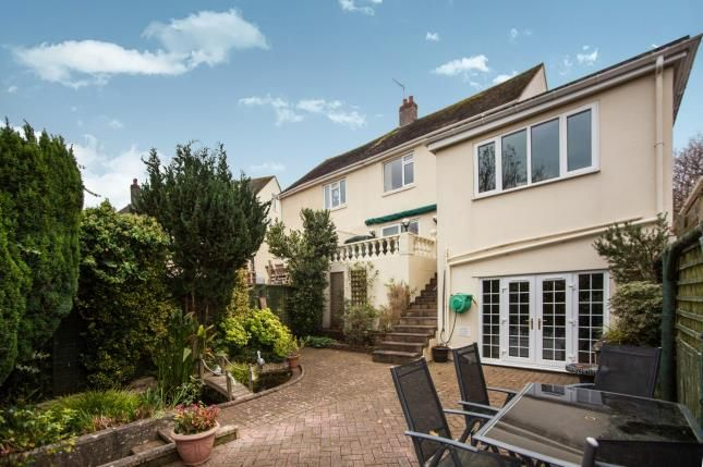 Thumbnail Semi-detached house for sale in Shiphay, Torquay, Devon