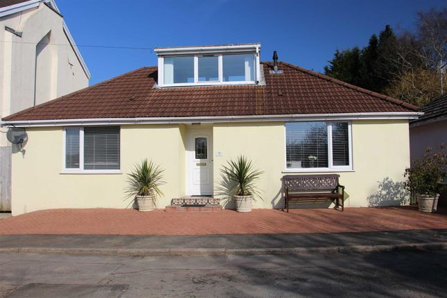 Thumbnail Detached bungalow for sale in Energlyn Crescent, Caerphilly