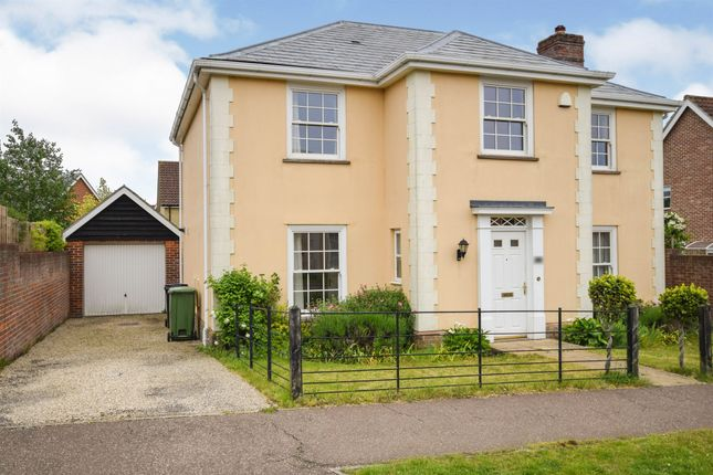 4 bed detached house for sale in Vanguard Chase, Norwich NR5